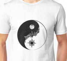 Town Space Yin Yang Unisex T-Shirt