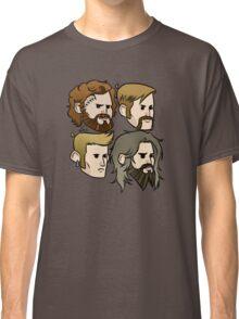 MASTODON cartoon quartet Classic T-Shirt
