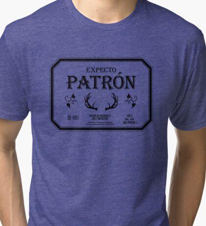 Expecto Patron Tri-blend T-Shirt
