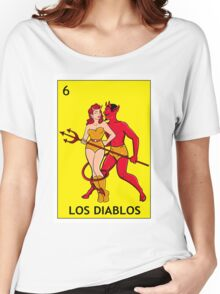 Los Diablitos Women's Relaxed Fit T-Shirt