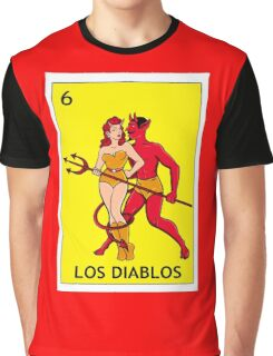 Los Diablitos Graphic T-Shirt