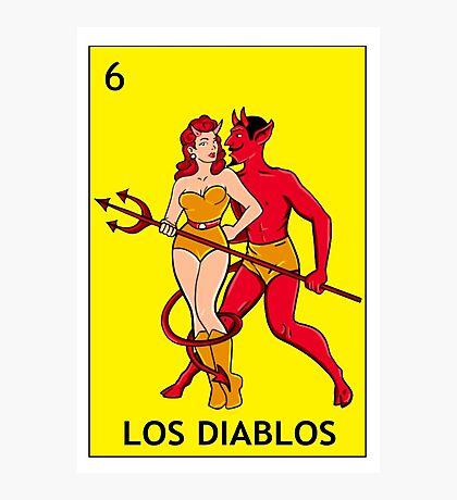 Los Diablitos Photographic Print