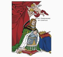 ST FERDINAND OF CASTILE One Piece - Short Sleeve