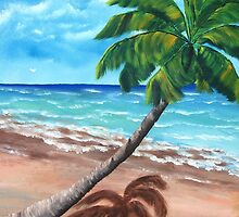 At The Feet Of Your Beaches by WhiteDove Studio kj gordon