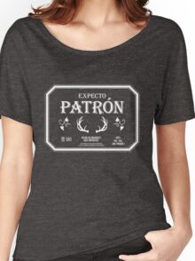 Expecto Patron Reversed Women's Relaxed Fit T-Shirt