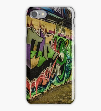 Graffiti Leake Street London iPhone Case/Skin