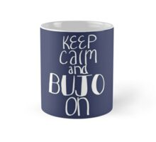 Bujo On (Dark Blue) Mug