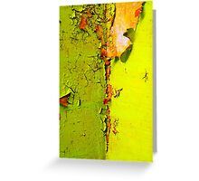 Going Green Greeting Card