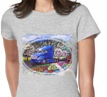 home sweet home 2 Womens Fitted T-Shirt
