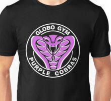 Purple Cobras And Globo Gym Unisex T-Shirt