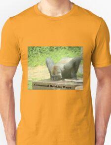Communal Drinking Water T-Shirt