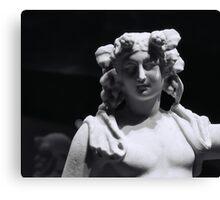 Statue of Dionysus Canvas Print