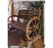 Rest your weary bones here... iPad Case/Skin