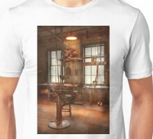 Machinist - A lone grinder  Unisex T-Shirt