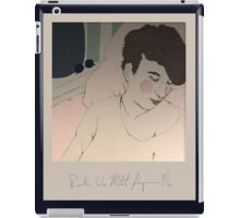 Rest Stop iPad Case/Skin