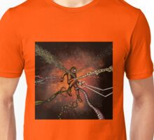 Wall Of Orange Album Cover (NO TYPE) Unisex T-Shirt