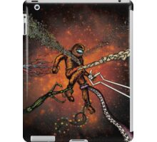 Wall Of Orange Album Cover (NO TYPE) iPad Case/Skin