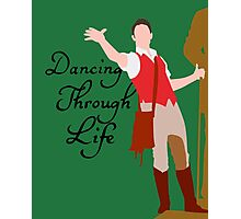 Dancing Through Life Photographic Print
