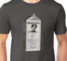 BARB MISSING MILK BOX Unisex T-Shirt