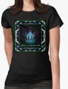 **Suburban Quest** Womens Fitted T-Shirt