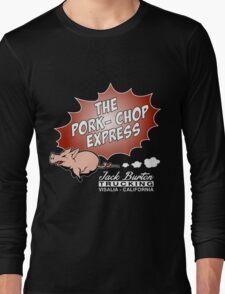 Jack Burton Trucking express Chop Long Sleeve T-Shirt