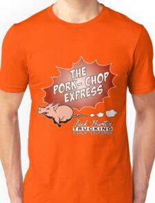 Jack Burton Trucking express Chop Unisex T-Shirt
