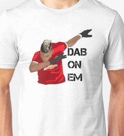 Dab on Em - Pogba Unisex T-Shirt