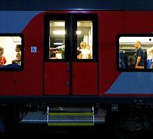Last Train from Adler by Nikolay Semyonov