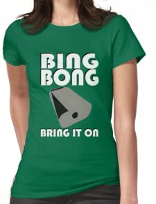 Bing Bong! Womens Fitted T-Shirt