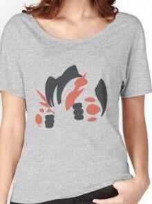 Mega Swampert Women's Relaxed Fit T-Shirt