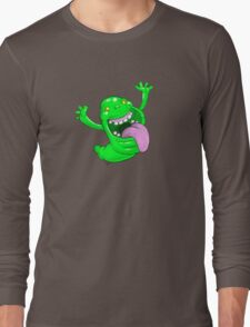 Slime party Long Sleeve T-Shirt