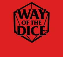 Way of the Dice Emblem Unisex T-Shirt