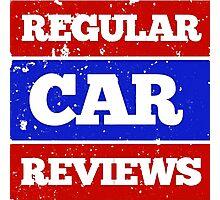 regular car view Photographic Print