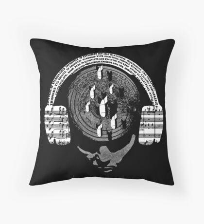 metamorphosen Throw Pillow