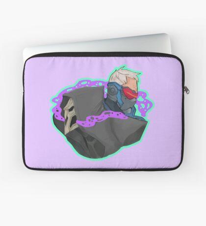 Old Friends | Reaper & Soldier 76 Laptop Sleeve