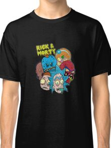 funny tshirt cartoon, mr meeseeks Classic T-Shirt