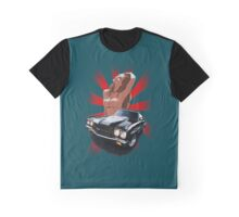 Hot Race to the Sun Graphic T-Shirt