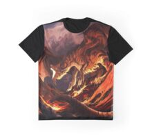 Dragon Tshirt Graphic T-Shirt