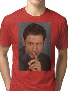 Jeff Goldblum Tri-blend T-Shirt