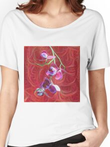 Phalaenopsis B Women's Relaxed Fit T-Shirt