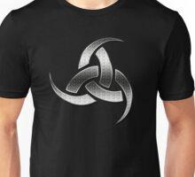 ODINS HORN - hammered steel Unisex T-Shirt