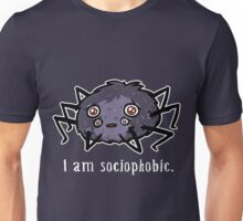 People scare me Unisex T-Shirt