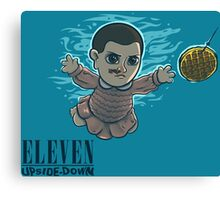 Elevenmind - Album Version Canvas Print