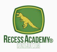 Recess Academy ® Dinosaur Club One Piece - Long Sleeve