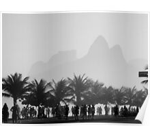 Rio afternoon Poster