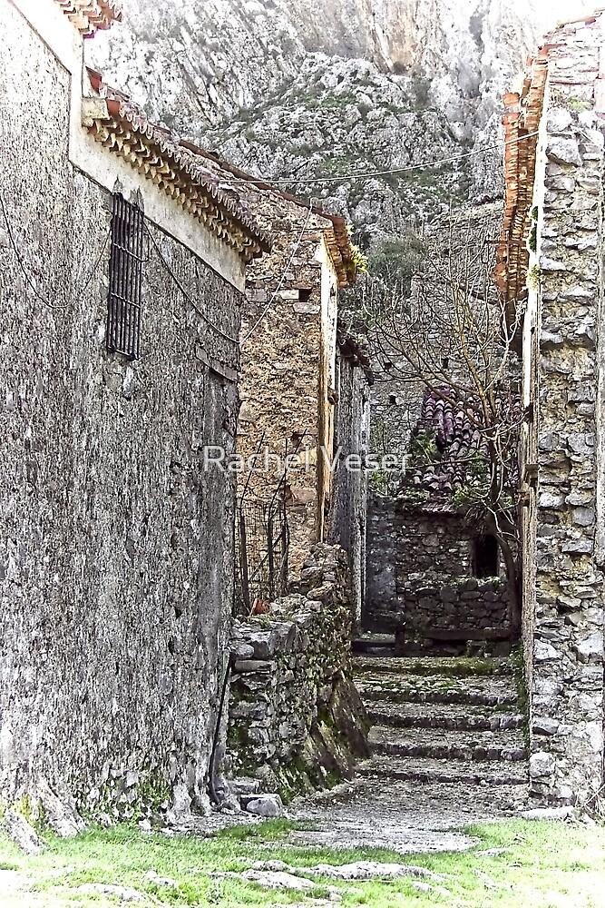 ... ghost town .. by Rachel Veser