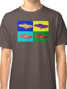 1975 Cadillac El Dorado Convertible Pop Art Classic T-Shirt