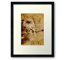 Remembrance of Times Past Framed Print