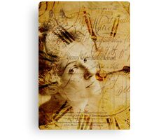 Remembrance of Times Past Canvas Print