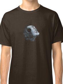 Death Star Pattern Classic T-Shirt